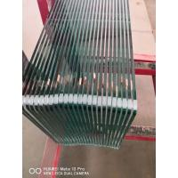 BUILDING ENVELOP GLASS, 5+0.38PVB+5, SAFETY GLASS, color green,laminated glass, double pane, glazing, 5 + 5A + 5 mm,