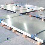 DX51d Z275 Cold Galvanized Steel Sheet 5mm Environmental Protection