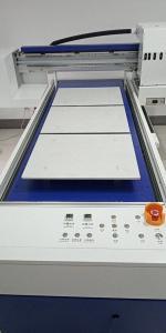 China digital Inkjet Textile T Shirt Printer Direct to Garment Printing Machine on sale