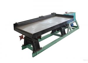 China 45-48 Frequency Grit Concentrator Table 4450×1855×1546 MM Bed Surface on sale