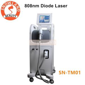 China Manufacture Supplier!!! 808nm diode laser hair removal machine for all skin types on sale