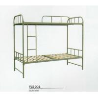 student dormitory metal bunk bed