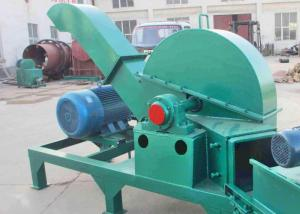 China Electric Motor Commercial Wood Chipper Machine With Disc Chipper Type on sale