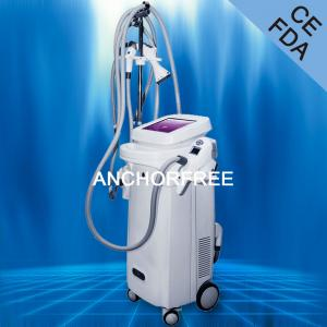 China Cellulite Reduction Body Shaping Machine Ultrasonic Cavitation + Vacuum Liposuction on sale