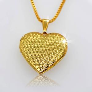 China Locket Pendants jewelry New Vintage Little stars round Pendants jewelry 18k gold plating on sale