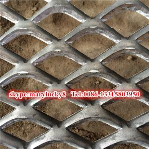 China mild steel expanded metal sheet/Expanded sheet mild steel on sale