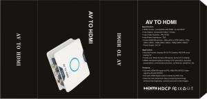 China AV to HDMI converters on sale