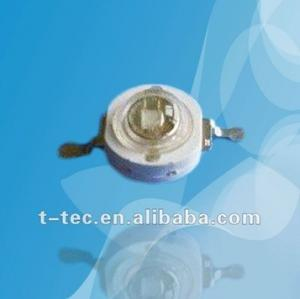 China 1w 660nm high power led on sale