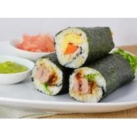 Organic Pickled Vegetables Kanpyo Gourd Strip Brown for Japanese Sushi Material
