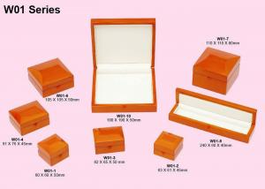 China Recyclable Jewelry Packaging Boxes Musical for Double Ring on sale