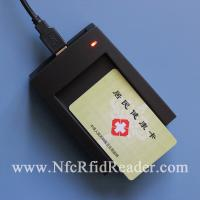 13.56Mhz TYPE A Contactless Smart Card Reader Mifare Free SDK CR5011AU
