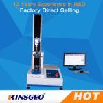 equipamento de testes da resistência à tração 100KG, máquina de testes elástica universal com plástico
