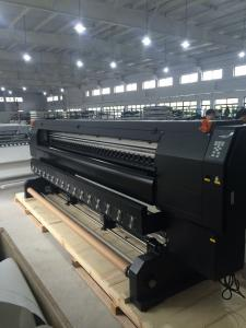 China Challengar/infinity 3.2m Eco solvent printer 2pcs Dx5 heads,high speed ,high quality on sale