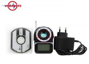 China 93mm*48mm*17mm Size Camera Bug Detector , Hidden Camera Finder Easy To Carry on sale