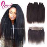 Pure 100 Virgin Curly Hair Weave Burmese Wavy Hair No Mix Natural Black