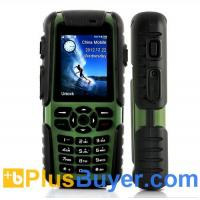 Vigis - Rugged Mobile Phone with Walkie Talkie and GPS (Shockproof, Waterproof)