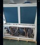 heating input power 19KW Swimming pool heat pump Shell tube heat exchanger support WIFI