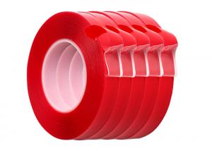 Quality High Strength Double Sided Acrylic Foam Tape For Automotive Industry 24mm x 2m for sale