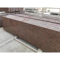 Smooth Cut To Size Natural Stone And Tile G562 Maple Red Granite Slab