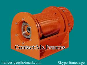 China High performance free fall  hydraulic winches on sale