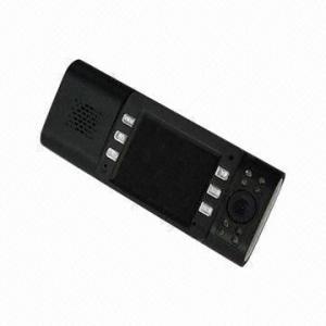 China Dual-lens 720P HD Car DVR Camera/Black Box, 2.0-inch TFT LCD Monitor, H.264 Video, HDMI® Output on sale