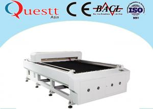 China Metal Laser Engraving Machine Water Cooling , High Speed Co2 Laser Etching Machine on sale