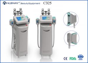 China Multifunctional Silver Cavitation RF Cryolipolysis Slimming Machine CoolSculpting Fat Removal on sale