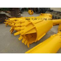 soil teeth centrifugal bucketD800MM used for bauer ,soilmec ,sany ,casagrande ,xcmg pile foundation work