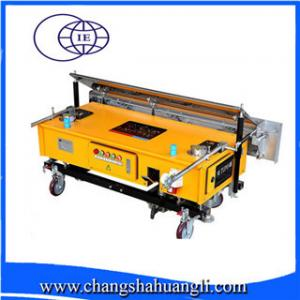 China Automatic Motar plaster machine/flexible wall plaster on sale