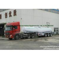 rare sulfuric acid tanker -33Tons-  acid tanker trailer V shape WhatsApp:8615271357675