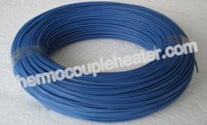 China PT 100 3 x AWG24 Inner Insulation And Outer Jacket Teflon Wire on sale