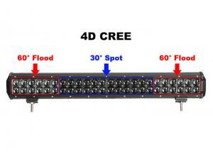 China guide optique d'entraînement de l'avant LED de 12V 300W, poutre combinée d'inondation de tache de guide optique du véhicule LED on sale