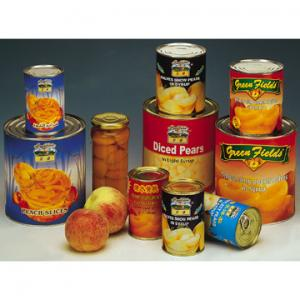 China Canned Yellow Peach In Syrup/Juice on sale
