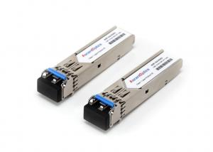 China 2.5Gb/s 850nm 300m Multi Mode SFP Optical Transceiver For OC-48 / STM-16 on sale