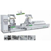 China CNC Double-head saw LJZ2E-CNC-550×5000 on sale