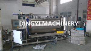 China Stainless Steel 500L Automatic CIP System Cleaning Unit Fast Speed Save Labour on sale