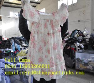China good quality famous summer dresses for women on sale