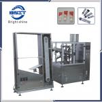 Hot Sale Toothpaste/Cream/Food  soft Tube/Hose/Pipe Filling Sealing Machine with CE