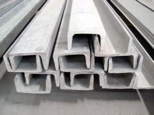 Construction Material 316L 303 201 Stainless Steel U Channel