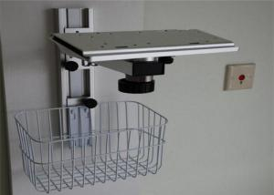 China Metal Patient Monitor Wall Mount , Mindray Beneview Bedside Monitor Stand on sale