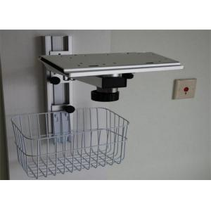 China Metal Patient Monitor Wall Mount, Mindray Beneview Bedside Monitor Stand on sale