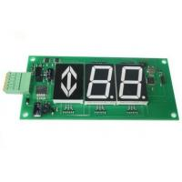 RoHS Green PCBA FR4 Double Side Pcb Board Thickness 1.6mm HASL Finish