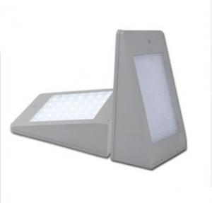 China Cool White Energy Saving Outdoor LED Street Lamp , 3w Solar Led Garden Light CE / ROHS Listed on sale