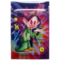 China Herbal Incense Herbal Incense Bags / Foil Laminated Bags Spice Packaging on sale