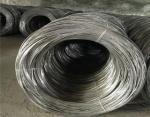 El hierro negro del alambre perforó la malla metálica recocida cortando el alambre para la construcción modificada para requisitos particulares