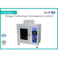 Automated Needle Flame IEC Test Equipment IEC60695-11-5 Flammability Tester