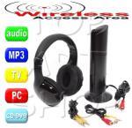 25 hertz - 20, fones de ouvido MP3/fones de ouvido estereofônicos sem fio de 000 hertz para o equipamento de saídas de áudio