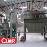Best quality HGM90 barite grinding mill for barite powder plant