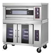 China Automatic Electric Baking Oven Bread Oven With Proofer 4-8 Minutes Preheat on sale