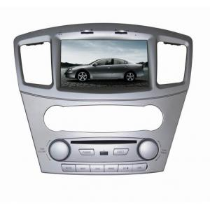 China 8 Inch Galant 2006-2009 Mitsubishi Car DVD Player Navi system with GPS / BT / TV / IPOD / 3G DR8753 on sale